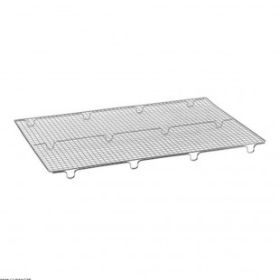 GRILLE INOX A PIEDS