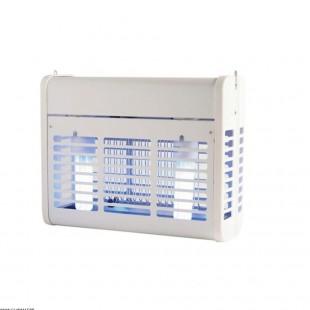 DESINSECTISEUR LAMPE 2X20W...