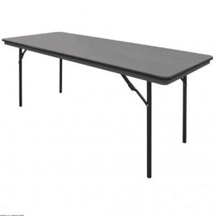 TABLE PLIANTE BUFFET NOIRE...