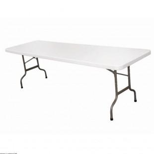 TABLE PLIABLE 2.43M