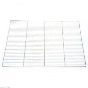 GRILLE INOX GN2/1 65*53CM
