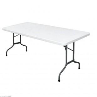 TABLE RECTANGULAIRE 182CM