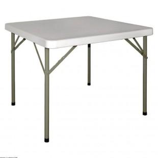 TABLE CARREE PLIANTE 86CM