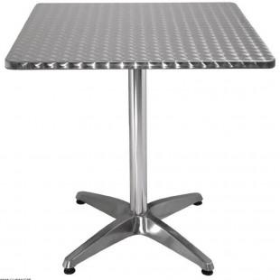 TABLE BISTRO 70*70CM
