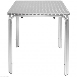 TABLE BISTRO EMPILABLE 60*60CM