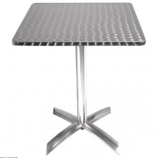 TABLE CAREE ALUMINIUM...