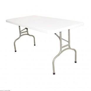 TABLE RECTANGULAIRE 152CM