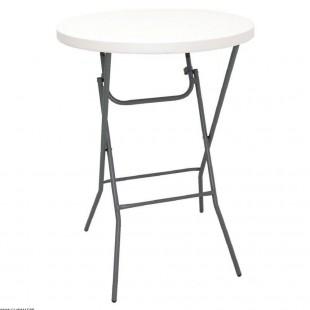 TABLE HAUTE Ø80CM CUISIMAT
