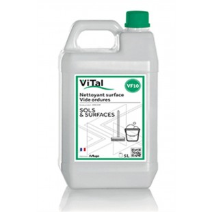 VITAL SURFACES EMPTY CLEANING