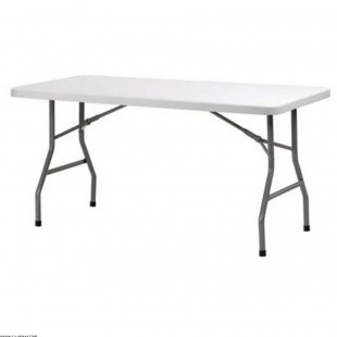 TABLE RECTANGULAIRE BLANCHE...