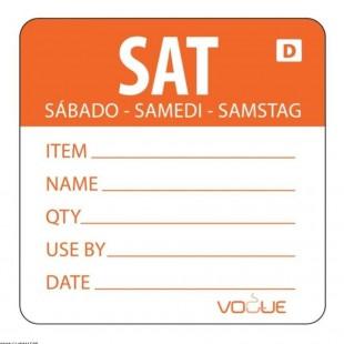 ETIQUETTE SAMEDI SOLUBLES...