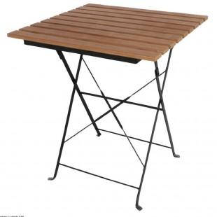 TABLE PLIABLE CARREE BISTRO...