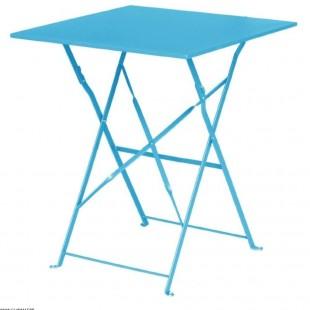 TABLE DE TERRASSE CARREE...