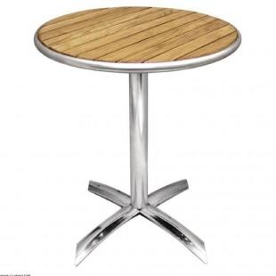 TABLE RONDE BASCULANTE EN...
