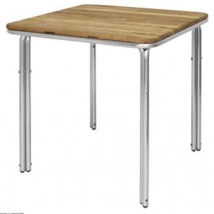 TABLE CARREE EN FRENE ET...