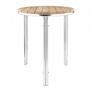 TABLE RONDE EN FRENE ET...