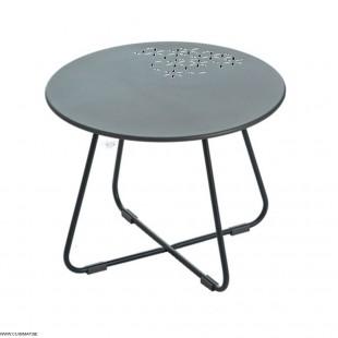 TABLE Ø50CM GRISE YEYE...