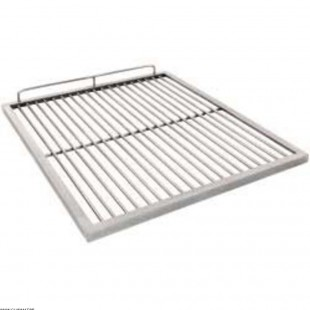 1/2 GRILLE FORME -O-...