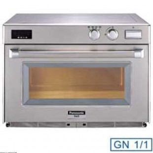 FOUR A MICRO-ONDES INOX...