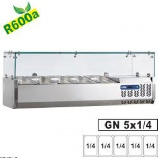 STRUCTURE REFRIG. 5XGN1/4...