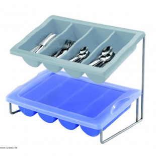 SUPPORT INOX POUR PANIER A...