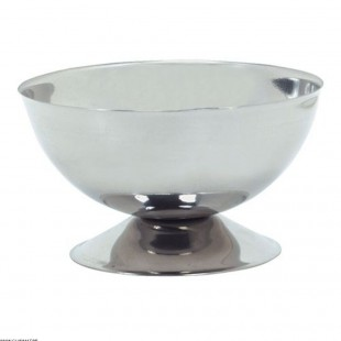 COUPE A GLACE INOX Ø90*50MM...