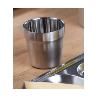 GOBELET EMPILABLE INOX 18CL