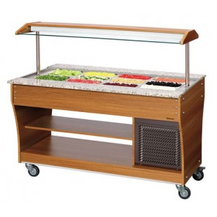 CHARIOT BUFFET FROID 4X1/1...