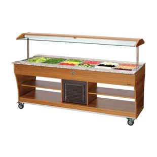 CHARIOT BUFFET FROID 6X 1/1...