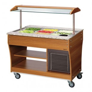 CHARIOT BUFFET FROID 3X1/1...