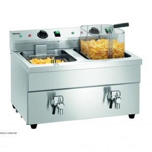 FRITEUSE A INDUCTION 2X8LT...