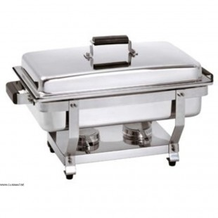 CHAFING DISH GN1/1 POIGNEES...