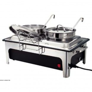 CHAFING DISH ELECTRIQUE A...