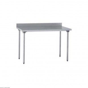 TABLE DE TRAVAIL EN INOX...