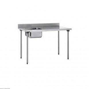 TABLE DU CHEF EN INOX 140CM...