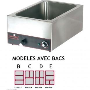 BAIN-MARIE AVEC ROBINET +...