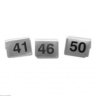 MARQUE-PLACES DE 41 A 50