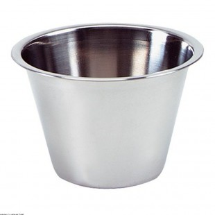 TIMBALE / MOULE A POUDING INOX